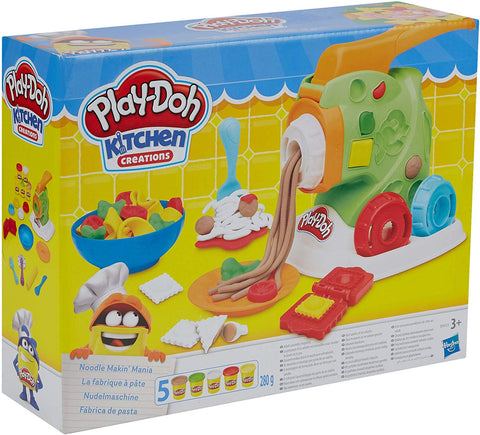 Image of Play-Doh Kitchen Creations Noodle Makin' Mania