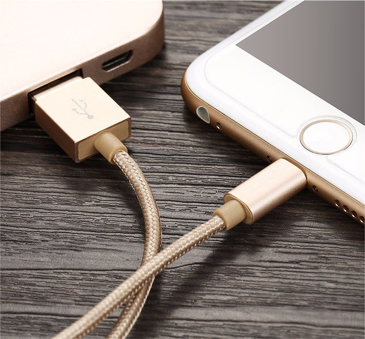 Neutron Braided Lightning Cable Charger for Apple iPhone