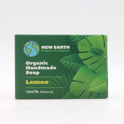 Image of New Earth Organic Bar Soap