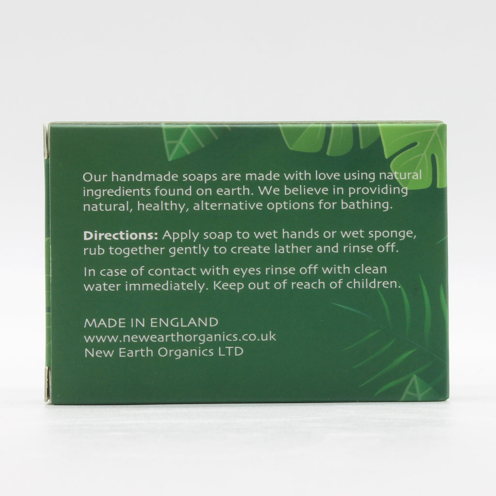 New Earth Organic Bar Soap