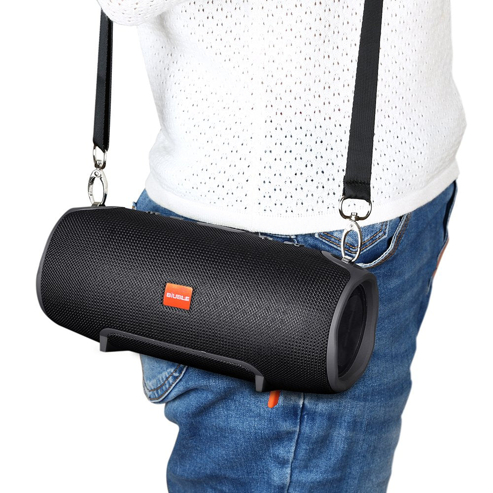 bluetooth speaker with strap for travelling
