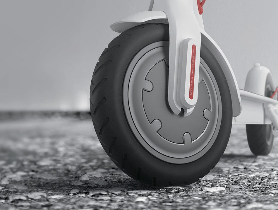 shock absorbing tyres electric scooter