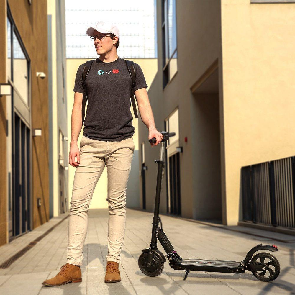 Electric Folding Scooter 350W 3 Speed Scooter
