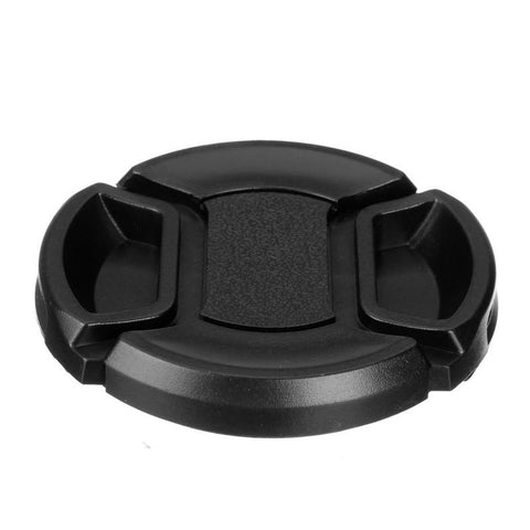 Image of Universal DSLR Camera Lens Cap Protection Cover