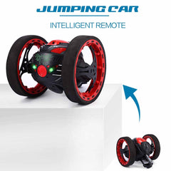 Mini Bounce Remote Control Car