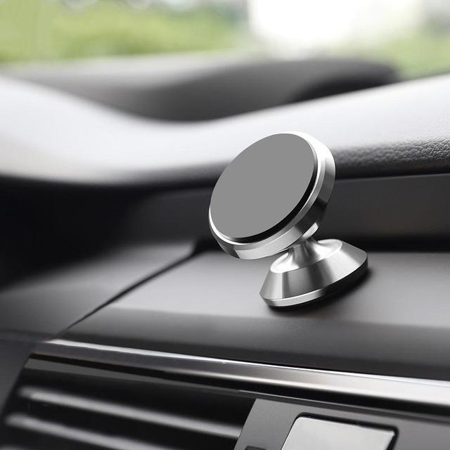 Magnetic Mini Car Phone Holder Stand