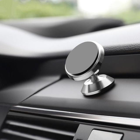 Image of Magnetic Mini Car Phone Holder Stand