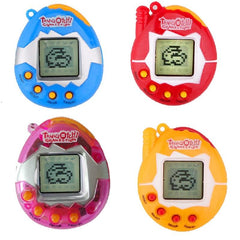 Tamagochi Virtual Cyber Pet Keychain