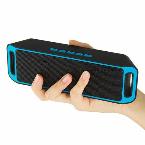 Image of Bluetooth 4.0 Portable Wireless Subwoofer Speakers