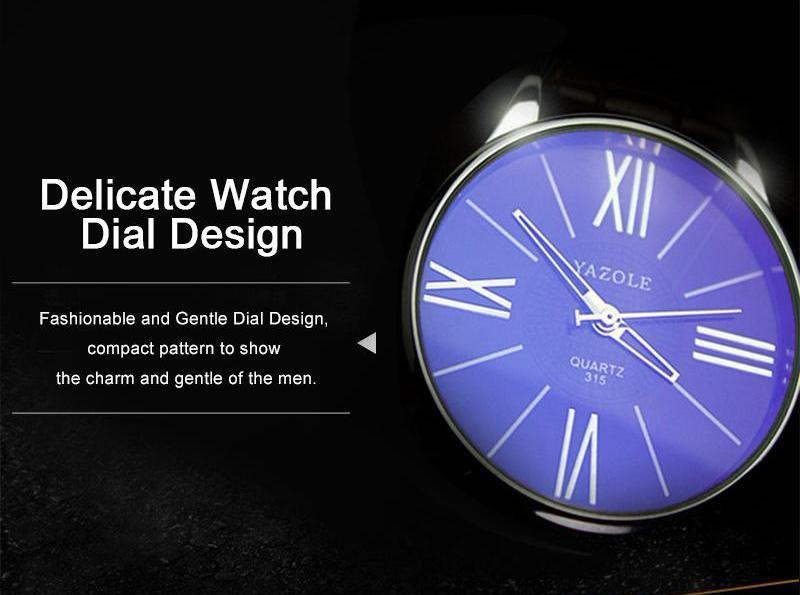 Luxury Mens Classic Watch
