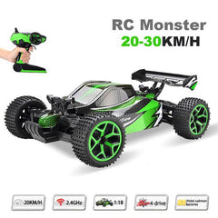 Remote Control High Speed Car