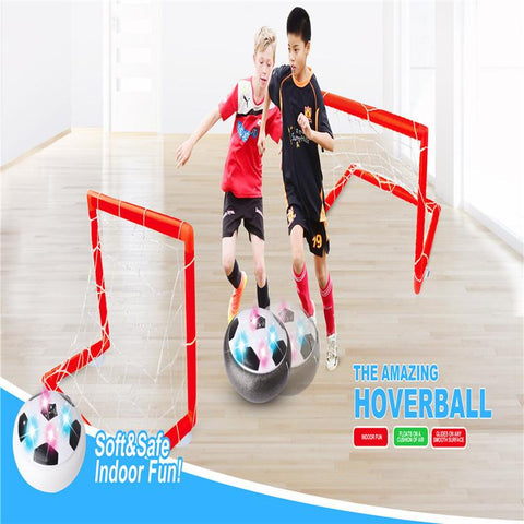 Image of Air Power Soccer Hovering and Gliding Toy