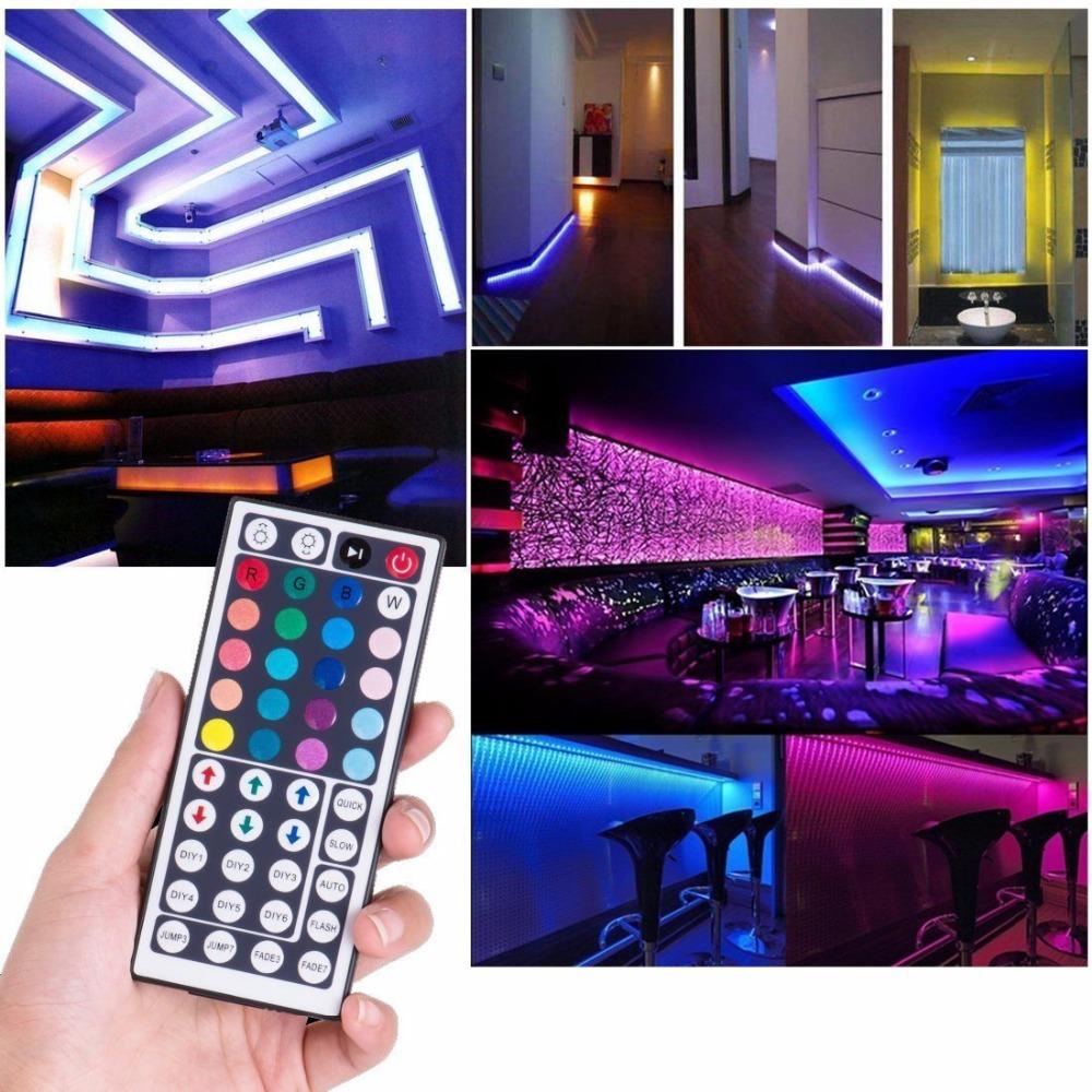 Led 44 Key Strip Light 44 Key with Remote Control