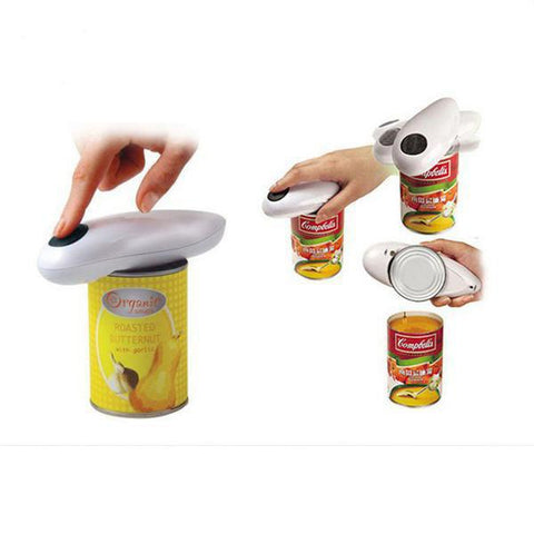 Image of One Touch Electric Can Opener