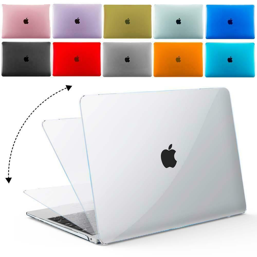 "Clear Hard Shell Case Cover Skin For Apple MacBook Air/Pro/Retina 12"" 13"" 15"""