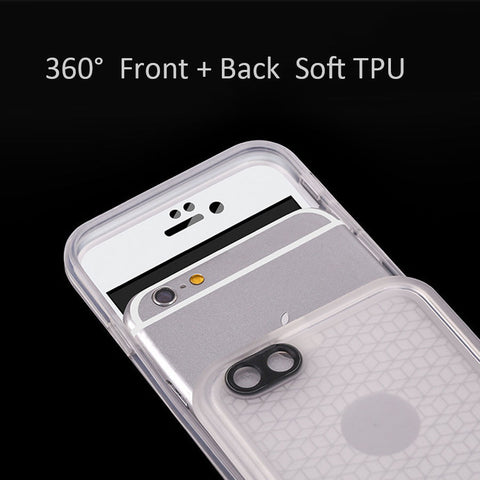 Image of Waterproof 360° Rubber Case for iPhone