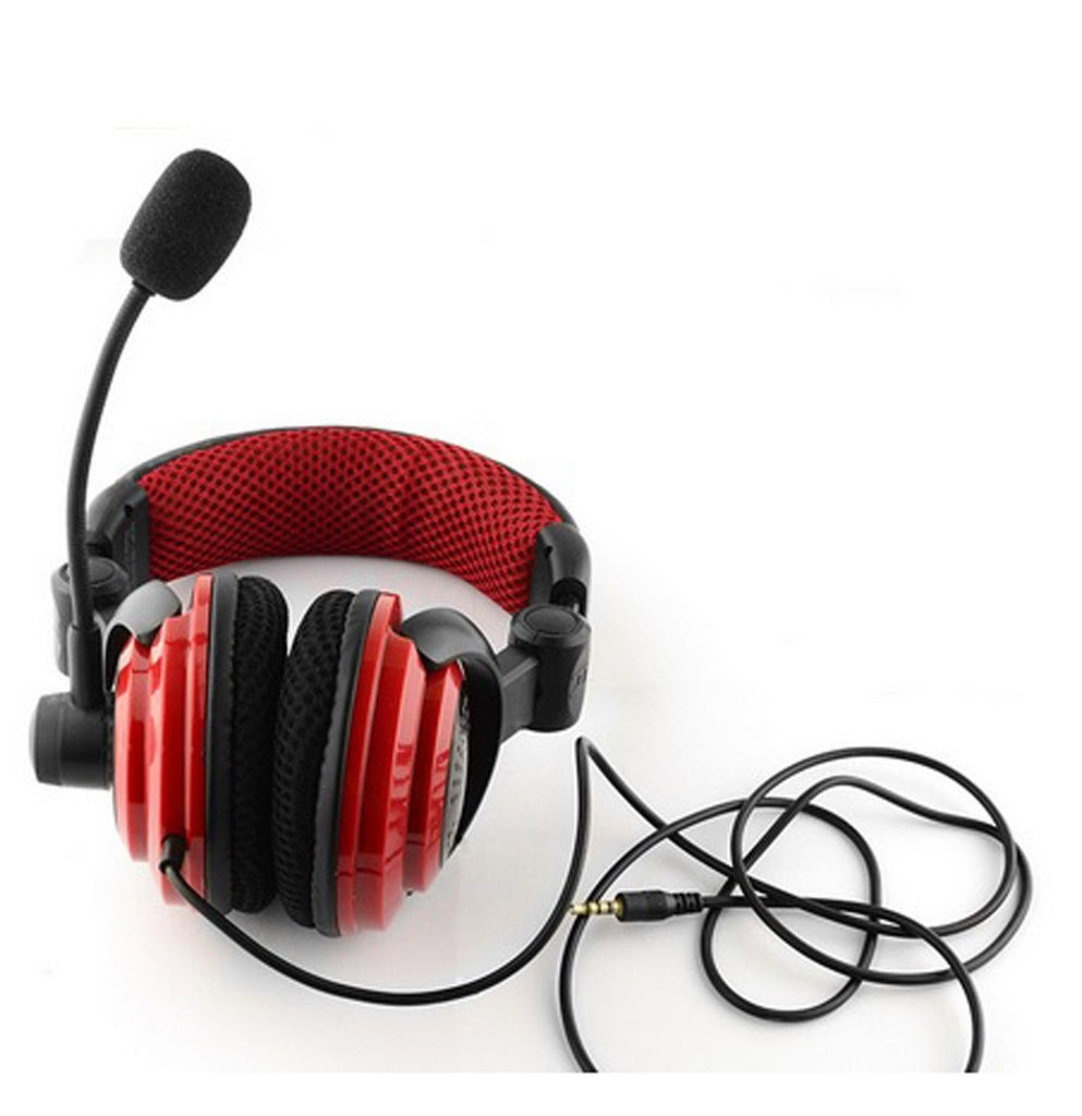 Headset with Microphone for Xbox One, PS4, PC, MAC and Tablets
