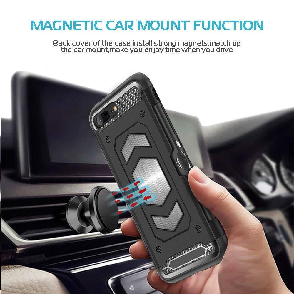 iphone case with magnetic mount holder
