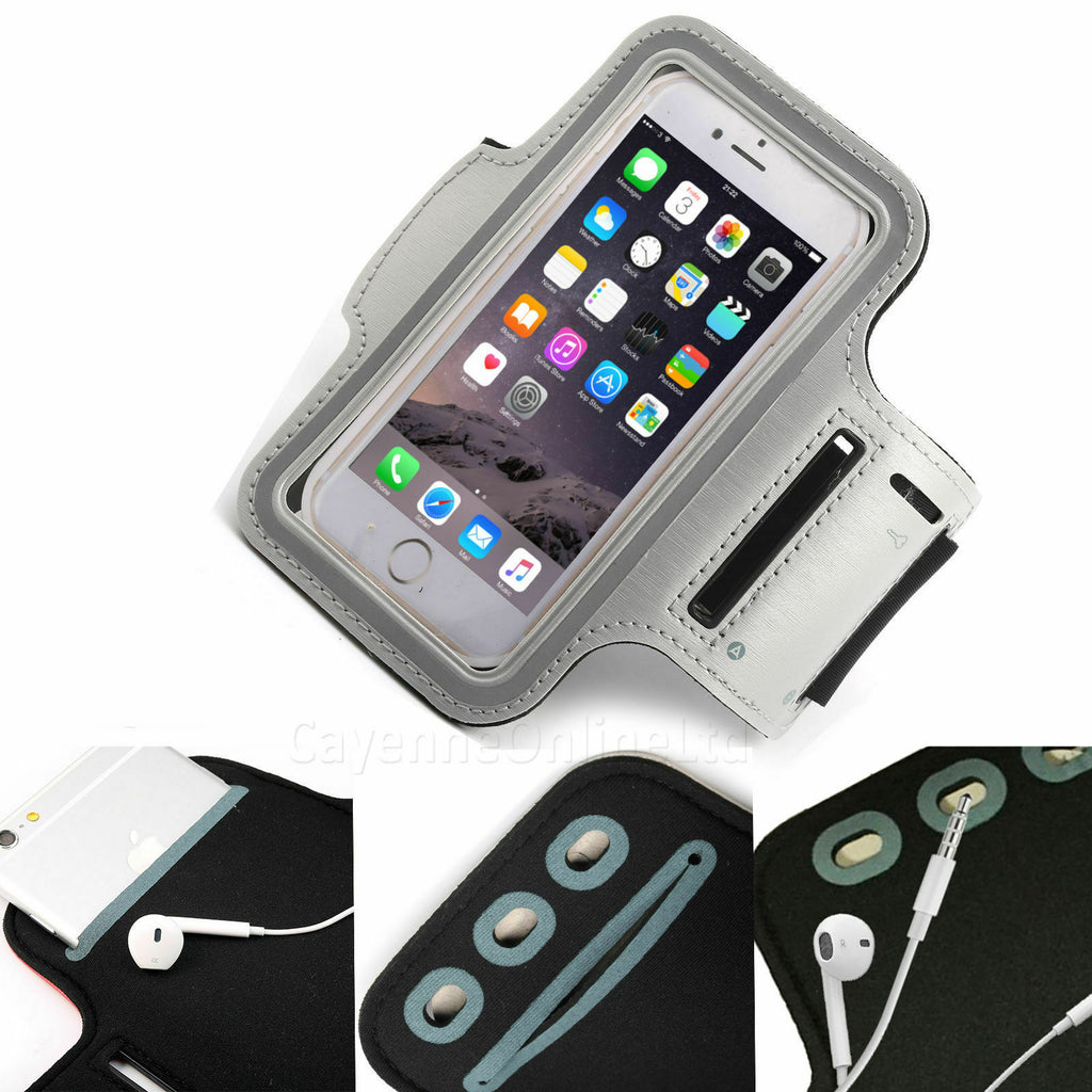 Gym Armband Waterproof Phone Holder for iPhone