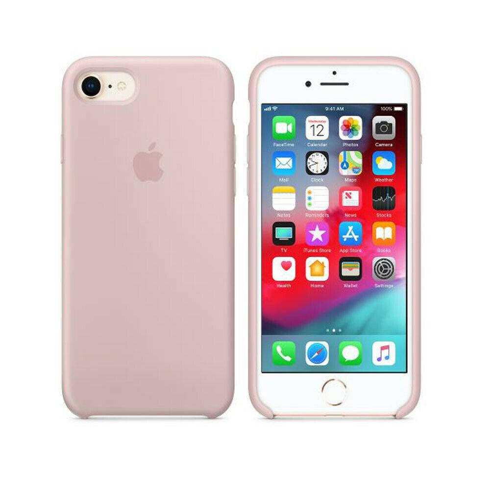 Apple Genuine Silicone Case for iPhone X XR XS MAX 8 7