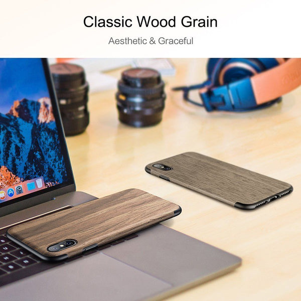 classic Wooden Case for iPhone
