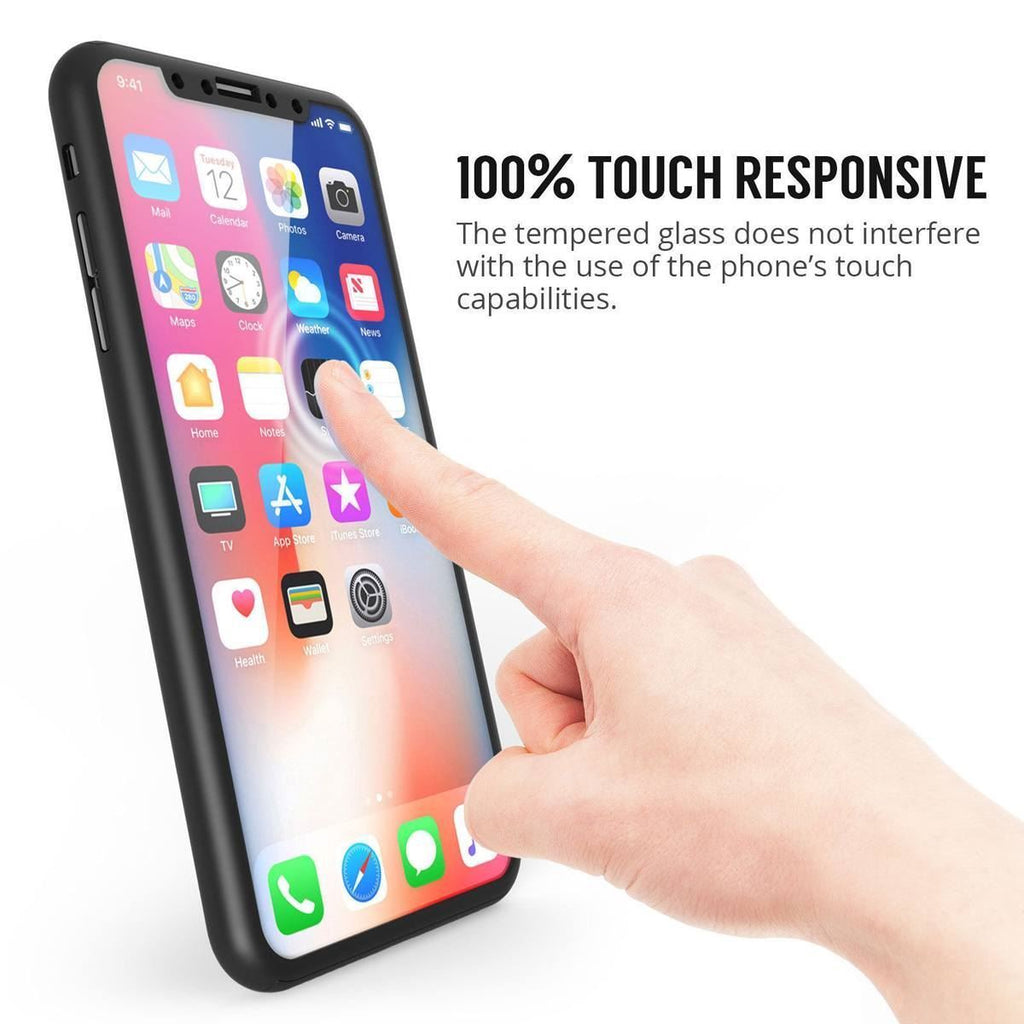 Slim Hybrid Shockproof 360 Case for iPhone