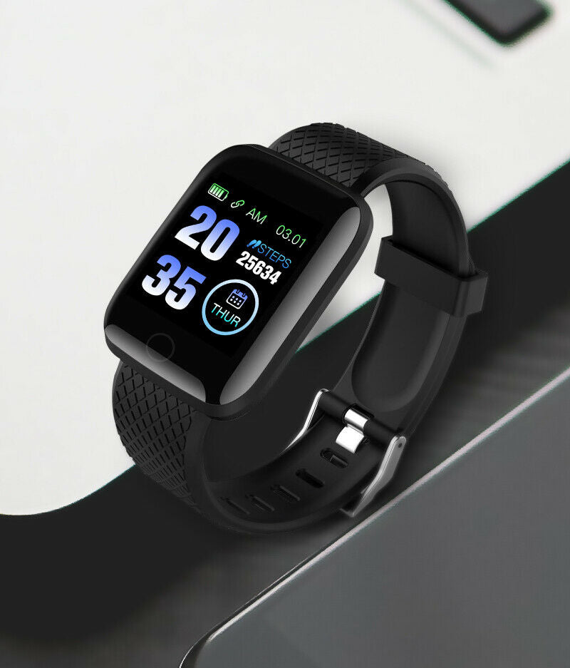 smartwatch fitness watch
