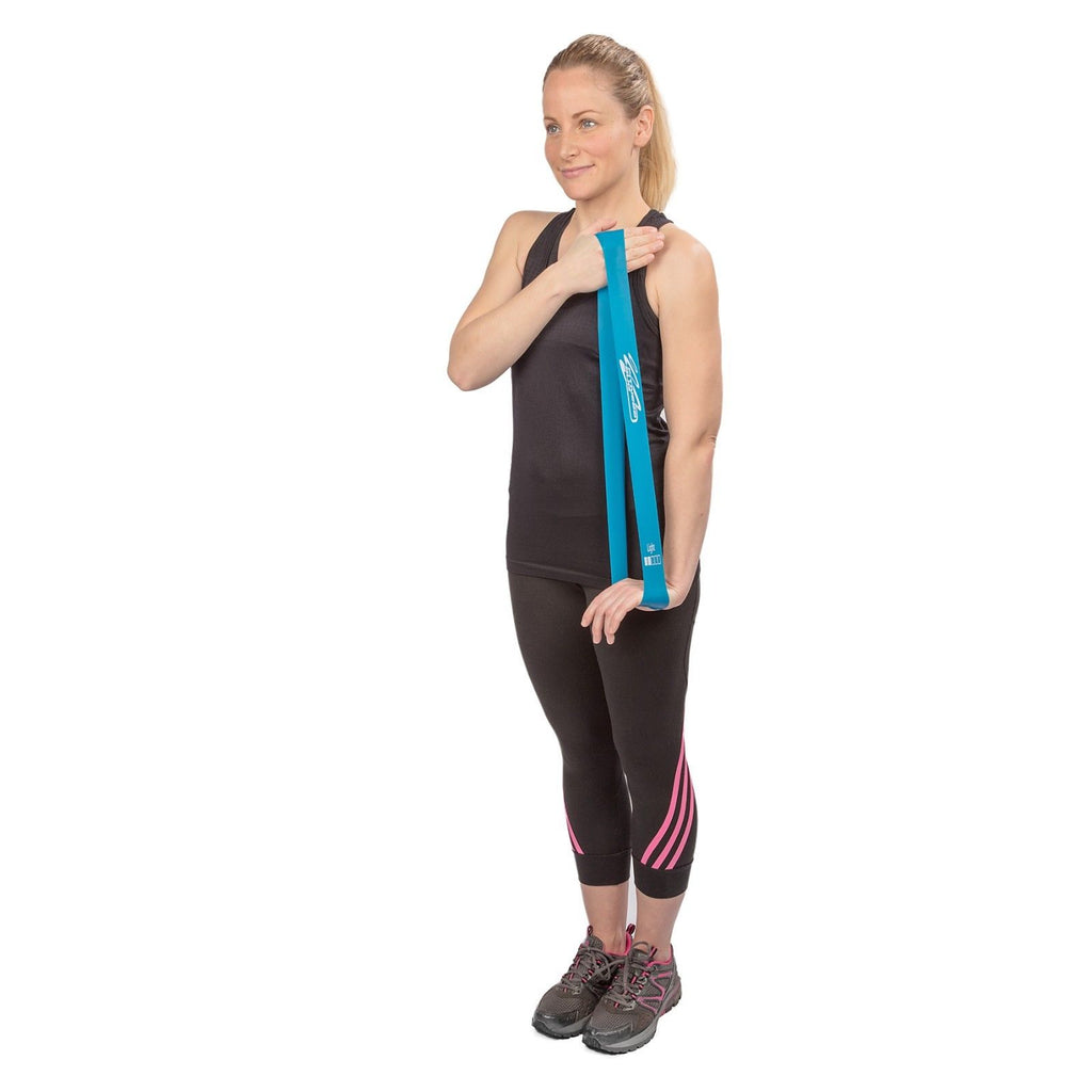 5-Set Fitness Stretch Resistance Latex Loop Bands