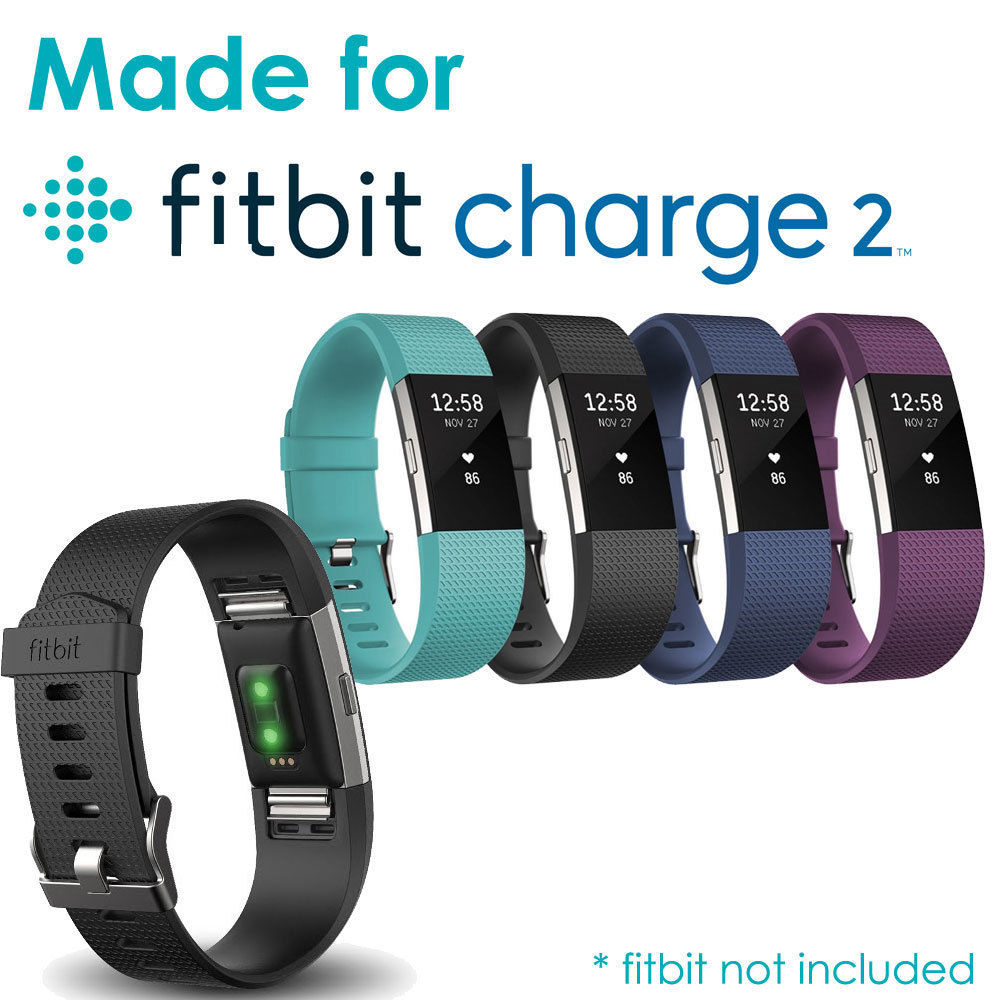 USB Cable Charger for Fitbit Charge 2 Fitness Wristband