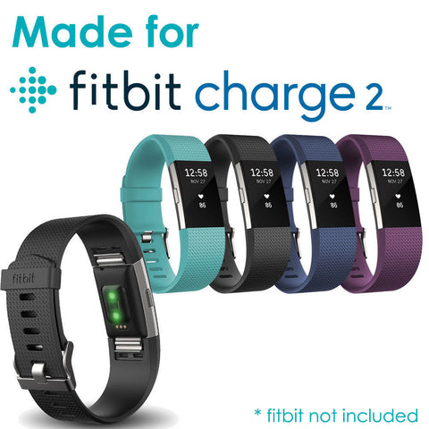 Image of USB Cable Charger for Fitbit Charge 2 Fitness Wristband