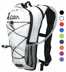 Hydration Backpack Bag With Water Bladder For Running/Cycling - 2 Litre