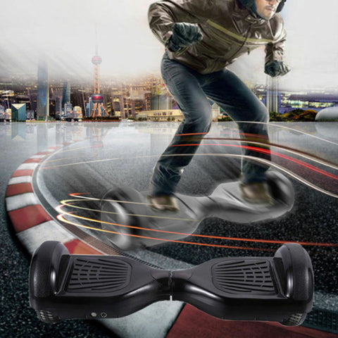 "Image of Electric Segway Hoverboard 6.5"" Self Balancing Scooter with Bluetooth Connectivity"