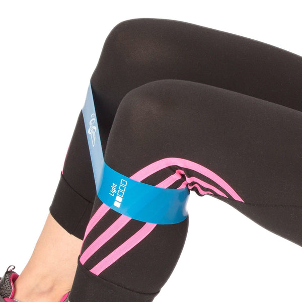 Fitness Stretch Resistance Latex Loop Bands