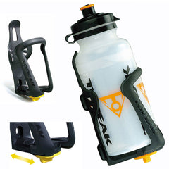 Adjustable Bicycle Rack Bracket Water Bottle Holder