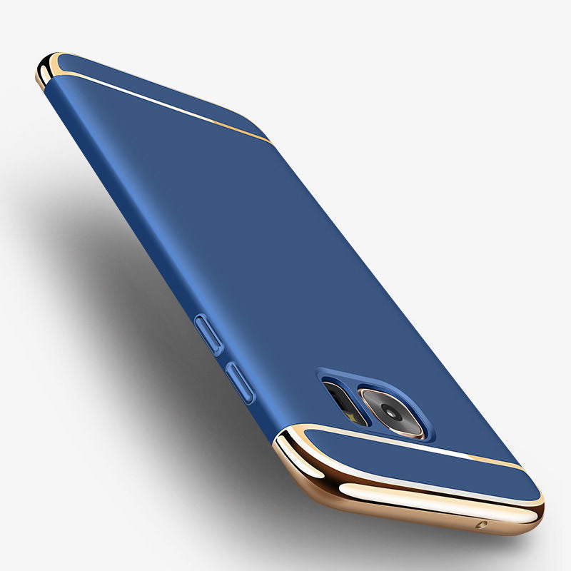 Slim Protective Hard Case For Samsung Galaxy S6 S7 S8 S9