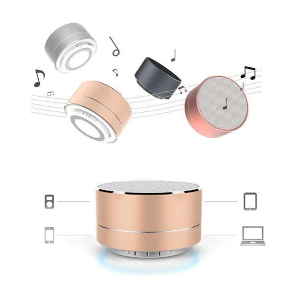 bluetooth wireless speaker for music