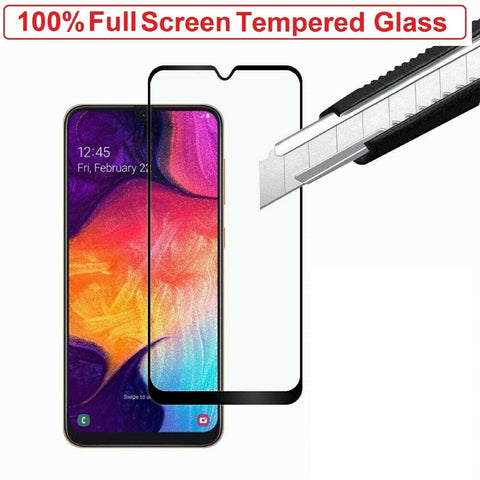 Image of Silicone Protective Case + Tempered Glass Screen Protector + For Honor 20 20 Lite 10 9 8S 8X 8A