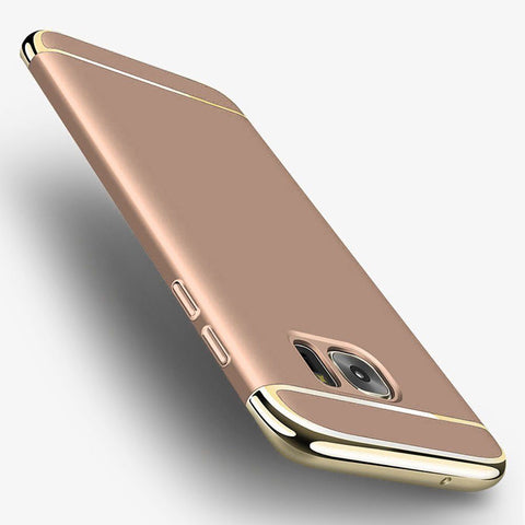 Image of Slim Protective Hard Case For Samsung Galaxy S6 S7 S8 S9