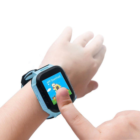 Image of Smart Watch with GPS Locator / Tracker for Kids