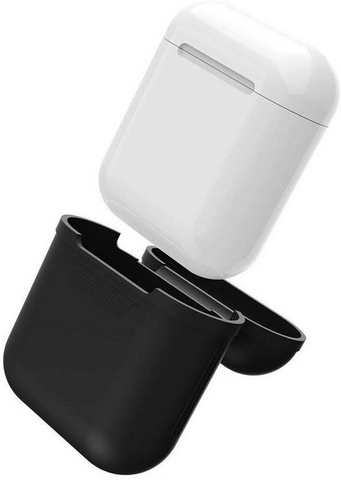 Image of Silicone Soft Skin Case for Airpods 1/2