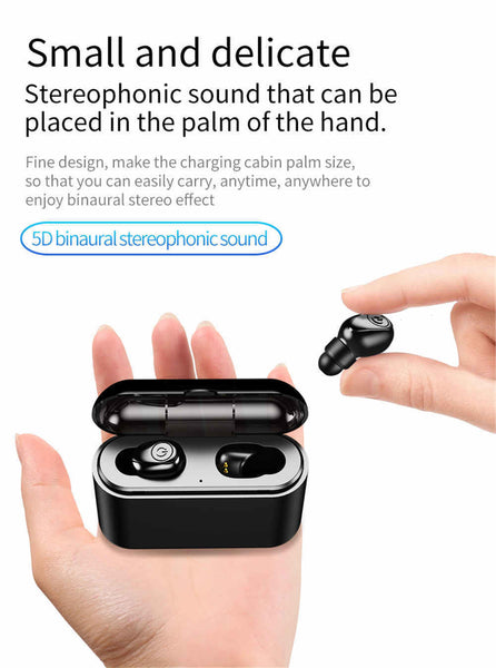 mini small and delicate bluetooth earbuds