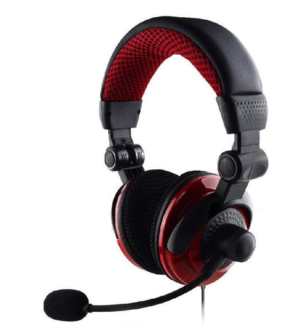 Image of Headset with Microphone for Xbox One, PS4, PC, MAC and Tablets