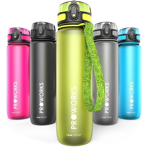 Image of Leak Proof Sports Water Bottle