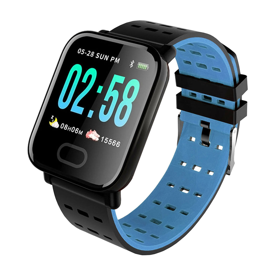 Sports Waterproof Fitness Smartwatch for IOS / Android