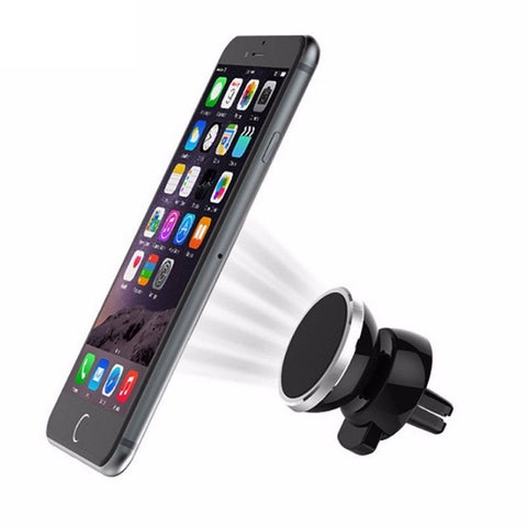 Image of Magnetic Air Vent Mount In Car Phone Holder