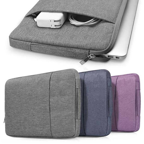 Image of Laptop Sleeve Bag Carry Case Pouch For MacBook Mac Air/Pro/Retina 11.6 13.3 15.4