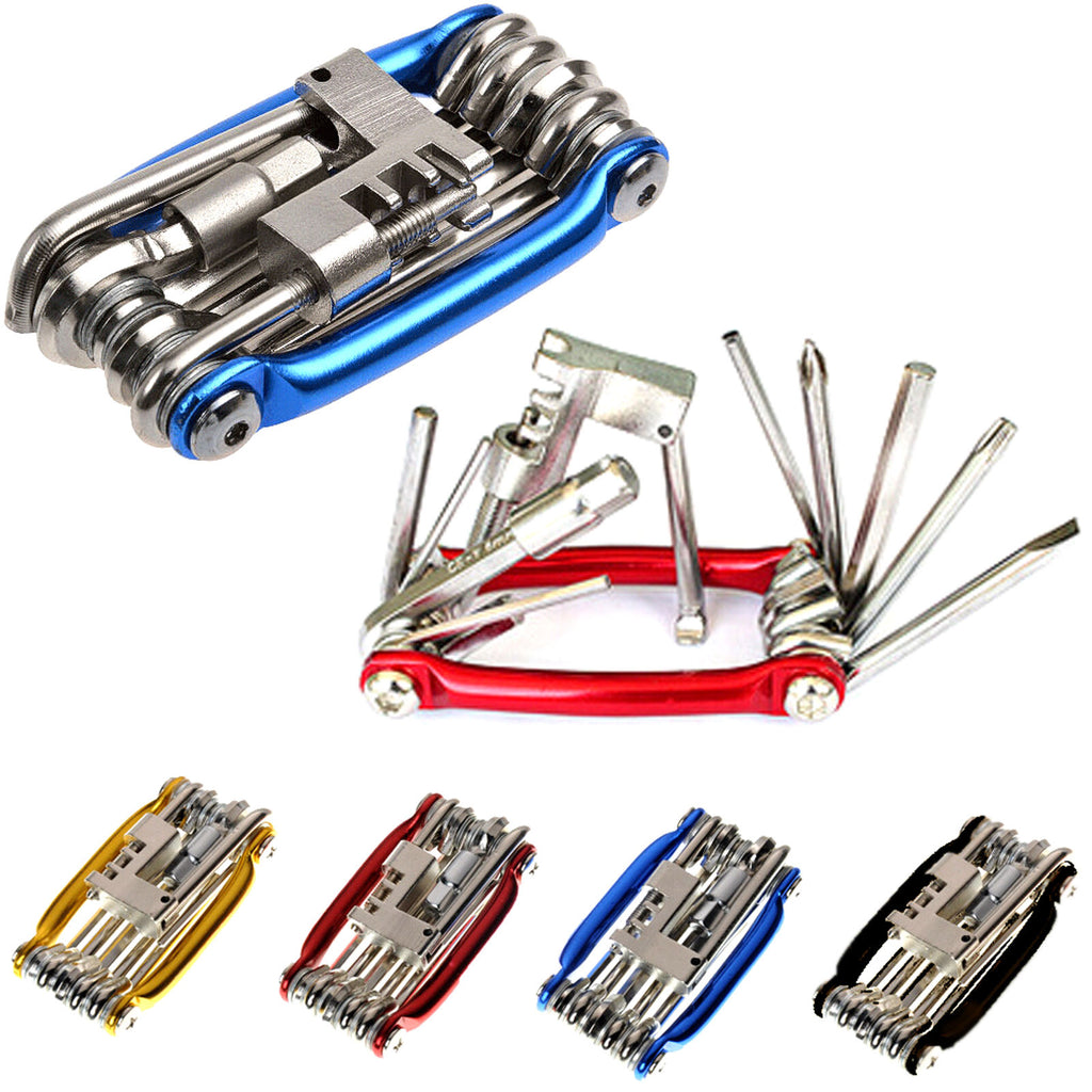 Multi Repair Kit Tool - 11 Function