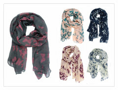Soft Shawl Scarves Wrap Headscarf Stole for Women