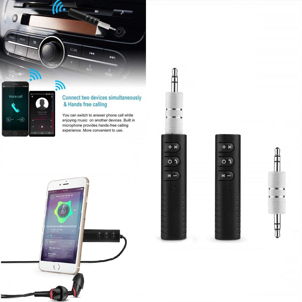 3.5mm Jack Wireless Bluetooth Receiver Audio Adapter