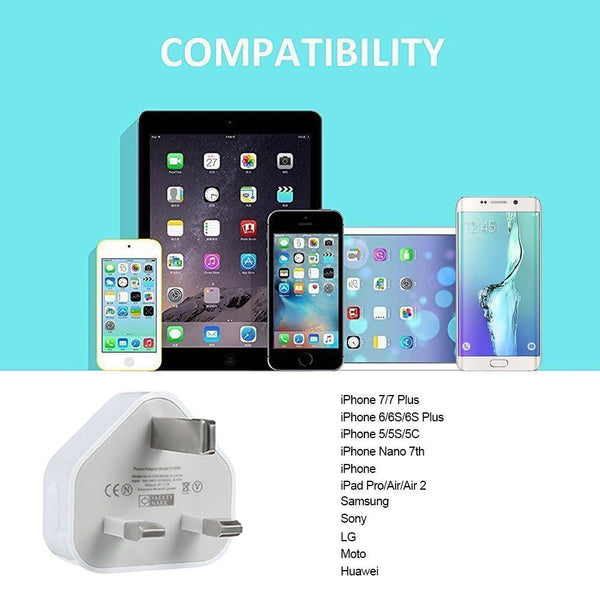 USB mobile and tablet wall Charger